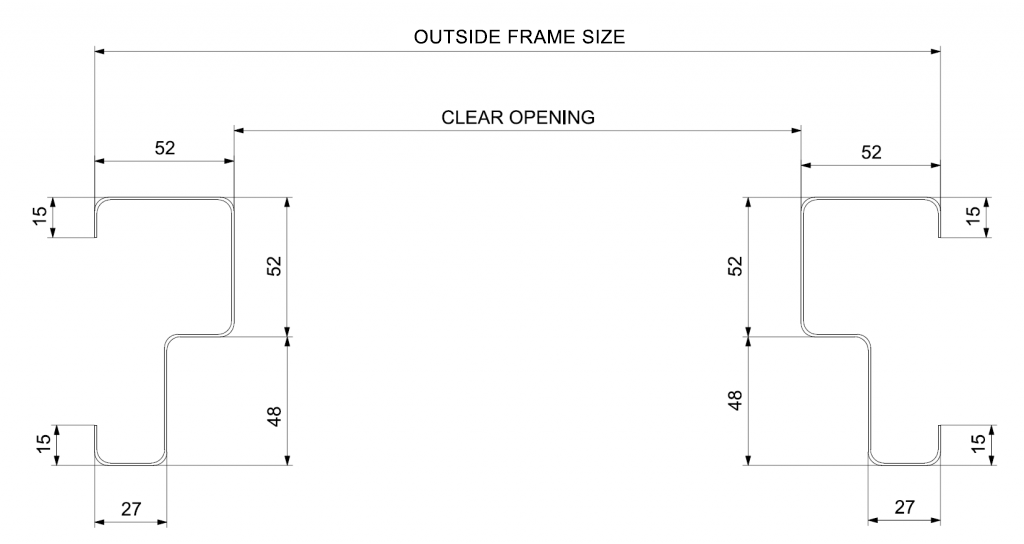 Pyroshield Fire Rated Doors Diagram